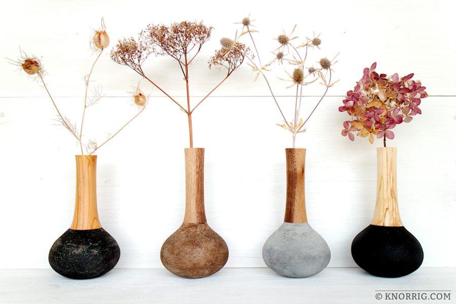 Trockenblumenvase Vase für Trockenblumen | Dry Flower Vase
